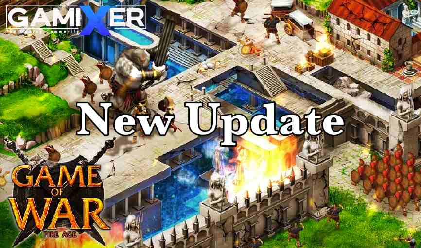 Photo of Game of War  6.1.3.608 new update: What's new [Download]