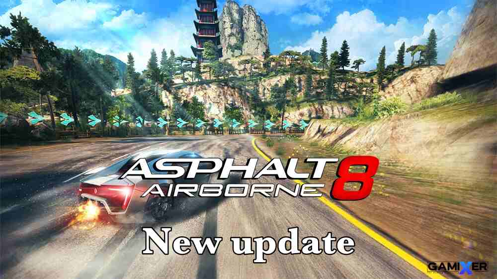 Photo of Asphalt 8 Racing Game New Update 5.3.0m: What's new?