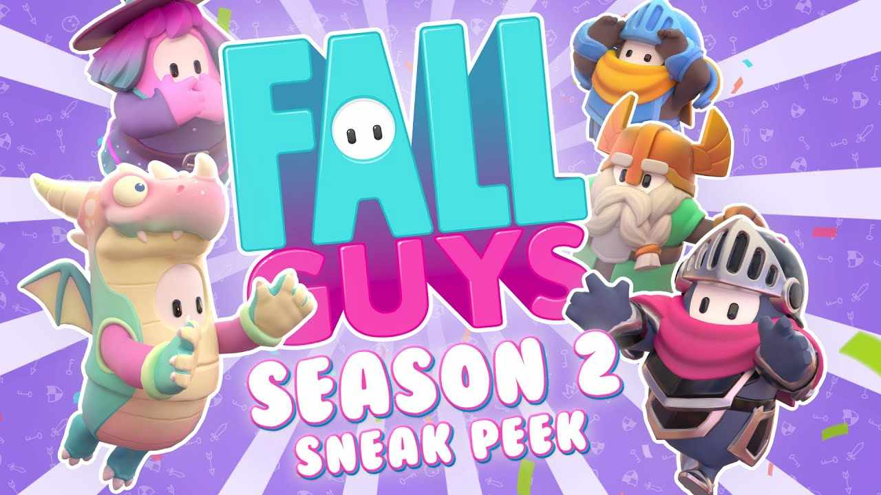 Photo of Fall Guys Season 2 new features here and will be released in next week