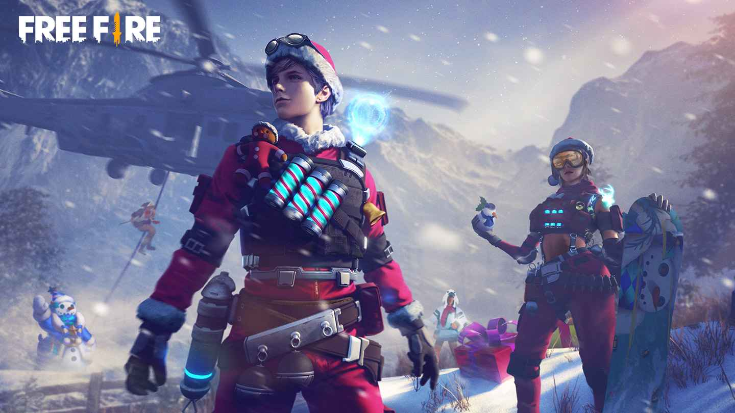 Photo of Free Fire Christmas 2020 Events: Up to 90% in Diamonds