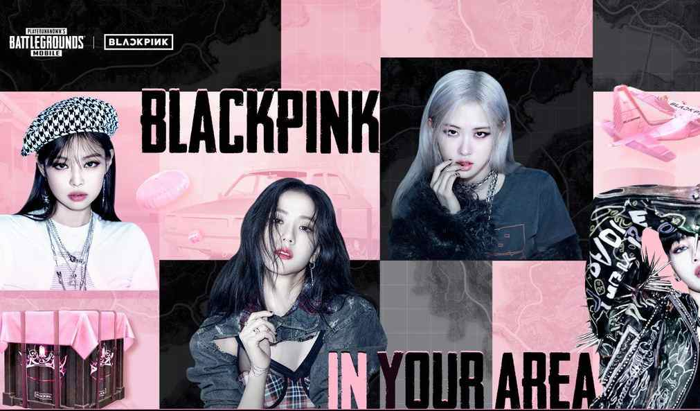 Photo of PUBG Mobile BLACKPINK KPOP girls' Song arrival