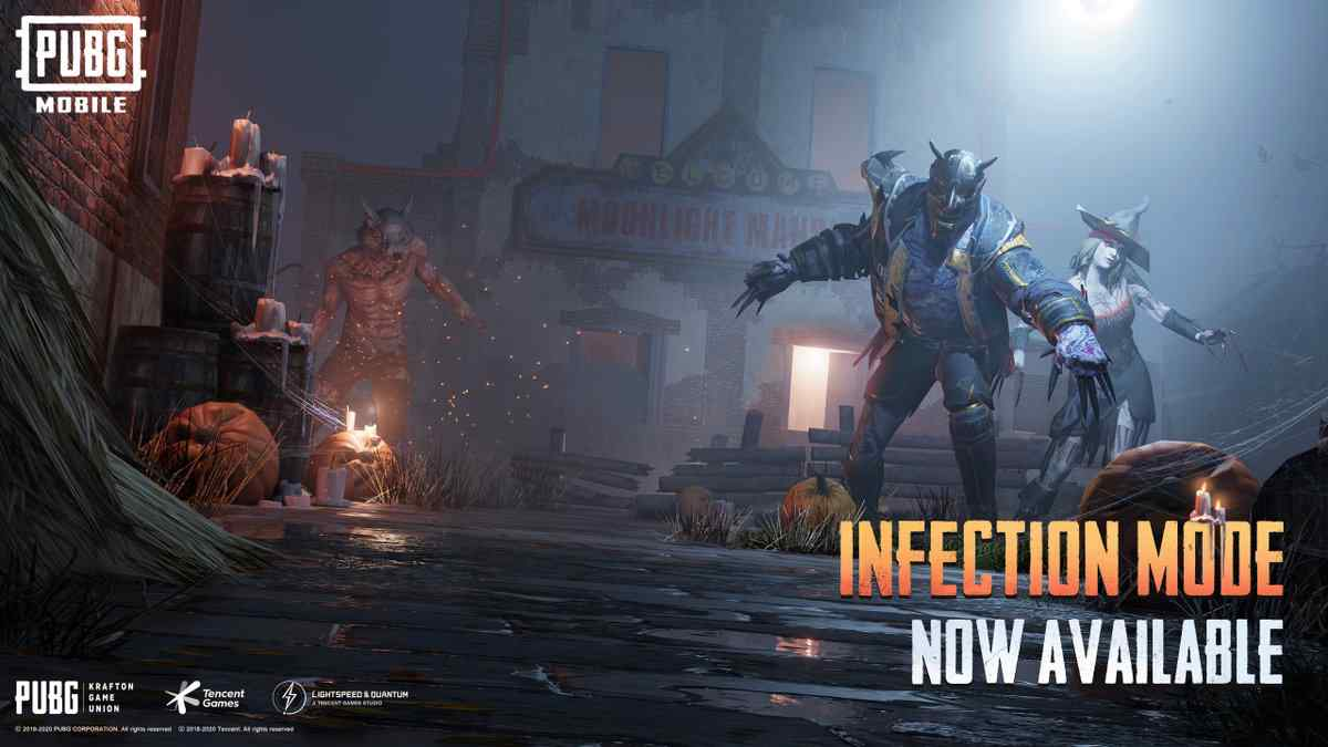 Photo of Spooky has begun with the comeback of Infection Mode in PUBG Mobile