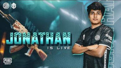 Photo of Jonathan Gaming BGMI ID, Real Name, Age, Place & More